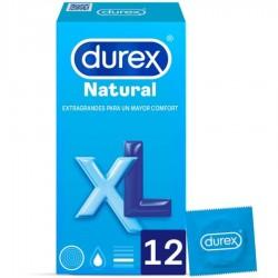 Préservatifs Durex naturel...