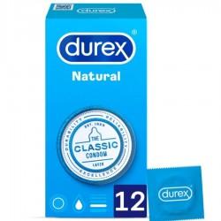 Préservatifs Durex natural...