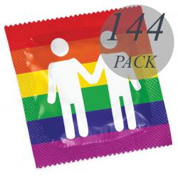 Préservatifs Gay Pride x144