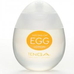 Lubrifiant en forme d'œuf...