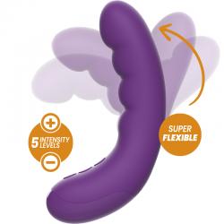 Vibro point G flexible et...