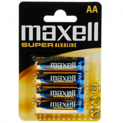 Piles super alcaline Maxell...