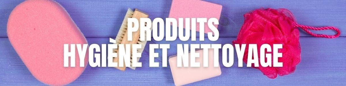 Produits d'hygiène et de nettoyage intime - MyLovePleasure.fr