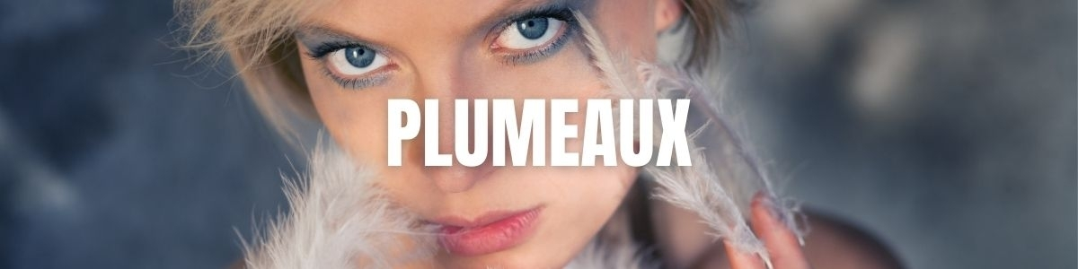 Plumeaux coquins pour des chatouilles érotiques | MyLovePleasure.fr