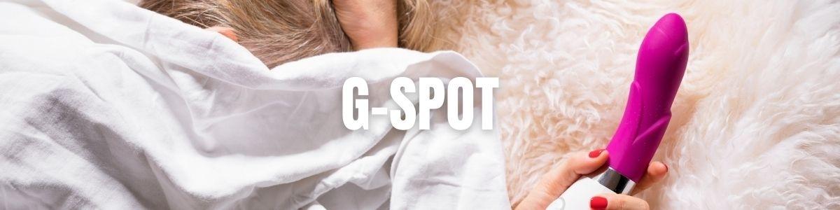 Vibromasseurs G-Spot   MyLovePleasure.fr
