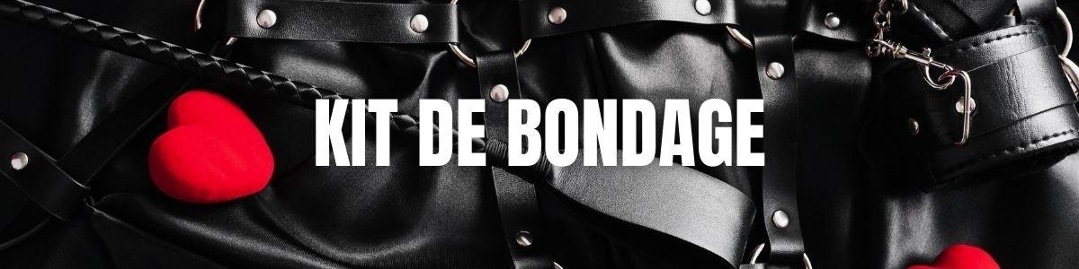 Les Coffrets Bondage BDSM, idéal pour vous initier   MyLovePleasure.fr
