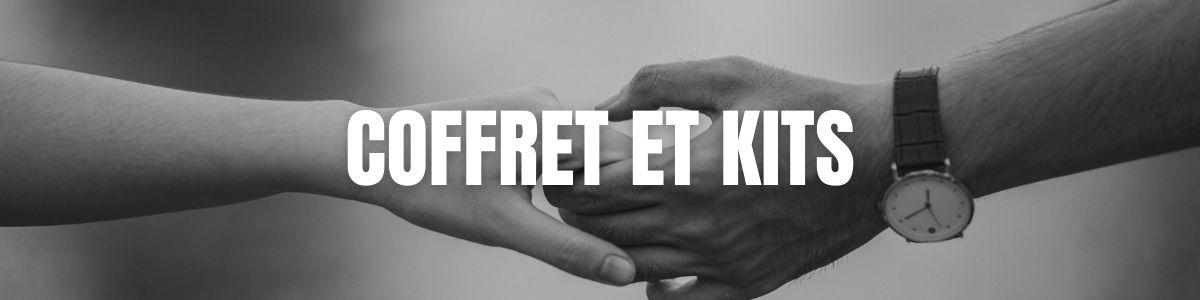 Coffrets & Kits Coquin pour couple | MyLovePleasure.fr