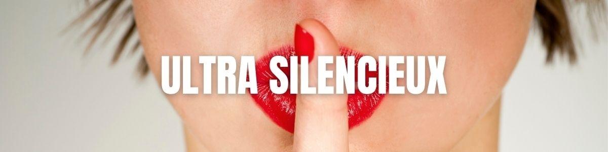 Les Vibromasseurs Ultra Silencieux | Discrétion assurée