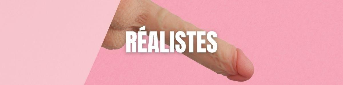 Les Godes réalistes - N°1 sur MyLovePleasure.fr