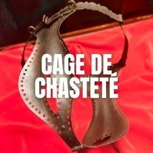 Cage de chasteté
