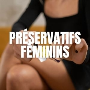 Préservatifs féminins