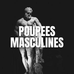 Poupées masculines