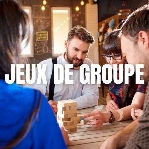Jeux de groupe érotiques