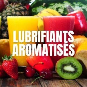 Lubrifiants aromatisés
