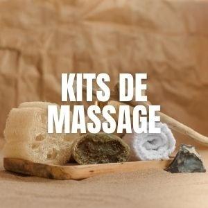 Kits de massage