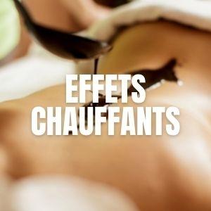 Effets chauffants