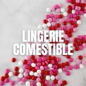 Lingerie comestible