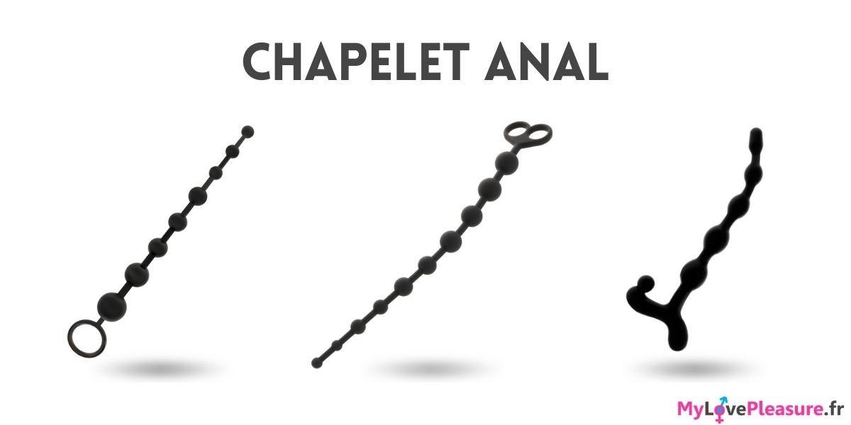Comment utiliser un chapelet anal ?