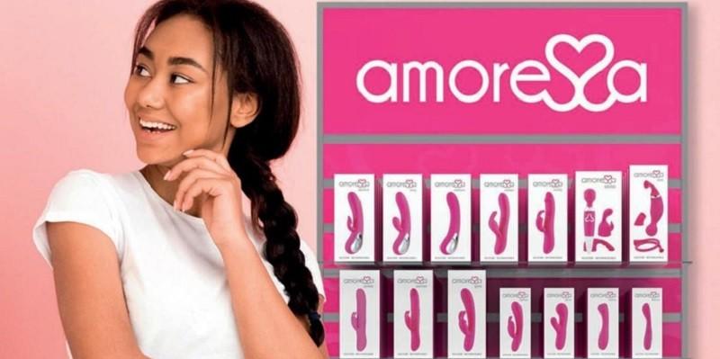 Amoressa  : 5 nouveaux vibrateurs